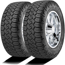 2 New Toyo Open Country C/t Lt 225/75r16 115/112q E 10 Ply Tires