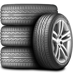 4 New Hankook Ventus V2 Concept2 275/40r20 106w Xl As A/s High Performance Tires