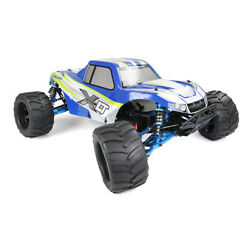 Rovan 45cc High Performance Rtr Xlt450 4wd Monster Truck Blue Losi 5ive-t