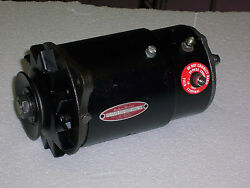 1955 1956 1957 Chevy Pick Up 8 Or 6 Cyl Generator 1100326 Quality Restoration