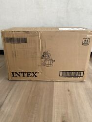 Brand New Intex Krystal Clear Sand Filter Pump For Above Ground Pools, 10-inch