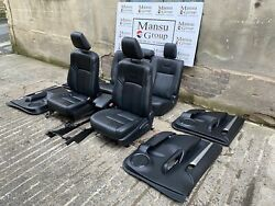 2017 Toyota Hilux Invincible Mk8 2016 - 2020 - Complete Leather Interior Seats