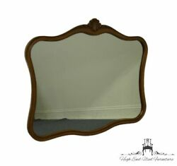 Drexel Heritage French Provincial 45 Dresser / Wall Mirror 1979-1
