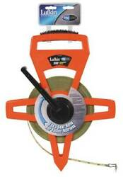 Crescent Lufkin Ps1809dn 300 Ft Engineer's Tape Measure, 1/2 In Blade