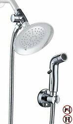 Dog Shower Sprayer Attachment For Fast And Clean Pet Showering |