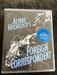 Foreign Correspondent Blu-ray Disc 2014 Criterion Collection