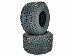 2 Otr 18x9.50-8 Grassmaster 4 Ply Tires For Lawn And Garden Tractor Zero Turns