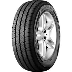 4 New Gt Radial Maxmiler Pro 225/75r16 Load E 10 Ply Commercial Tires