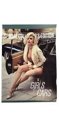Playboy Special Collector's Edition Girls And Cars March 2016 Magazine