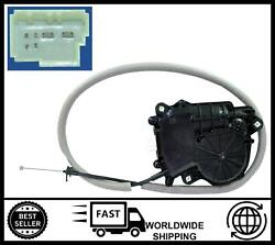 Trunk Lid Power Lock Drive Mechanism For Bmw 5 7 X5 Alpina And Hybrid 7