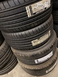 2 Dunlop Sp Sport Maxx Gt Ro1 Xl 275/35/21 Used Tires 69 Rmng No Patch 2753521