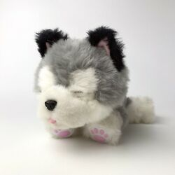 Little Live Pets Electronic Frosty My Dream Puppy Husky Plush Dog Wolf Working