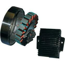 Cycle Electric Ce-88t 80 Series 50 Amp 3-phase Alternator Kit