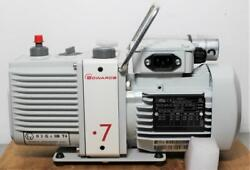 Edwards Two-stage Oil Rotary Vane Pump E2m0.7