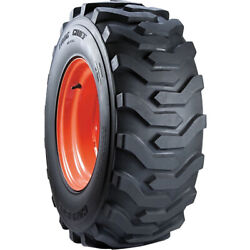 4 New Carlisle Trac Chief 14-17.5 Load 6 Ply Industrial Tires
