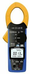 Hioki Cm3286-01 Clamp On Power Tester With Bluetooth