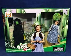 New Mego Wizard Of Oz Dorothy And Wicked Witch West Action Figures - 1340/10000