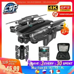 New S167 Gps Drone With Camera 5g Rc Quadcopter Drones Hd 4k Wifi Fpv Foldable