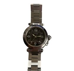 Pasha 2324 Stainless Steel Automatic Watch W/ Date