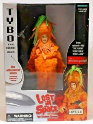 Lost In Space The Classic Series Tybo The Carrotman 12' Figure Trendmasters 1998