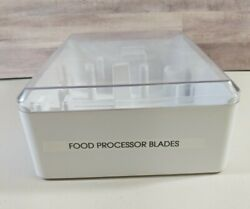 Kitchen Aid Food Processor Storage Case Kfp750 Part Replacement Box Only