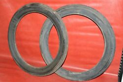Nos Vintage Dunlop F83 4 Ply Motorcycle Moped Tire 2.50-17 Ribbed Tires Japan