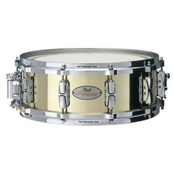 Pearl / Reference Metal Snares Rfb1450 Brass 14x5 Snare Drum