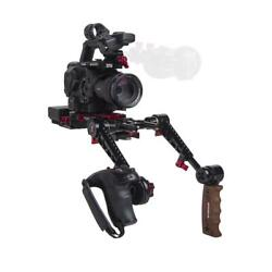 Zacuto Recoil Rig With Dual Trigger Grips For Sony Fs5/fs5 Ii Camera Z-s5r-pdg