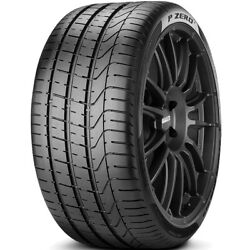 4 New Pirelli P Zero 315/35zr20 106y Xl F High Performance Tires