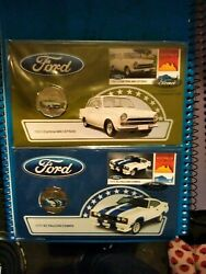 Aust Pncs Ford Xc Falcon Cobra And Cortina Mki Gt500