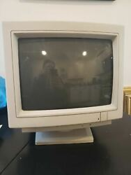 Vintage Apple Performa Plus Display Model M9102ll/d With Base Tested