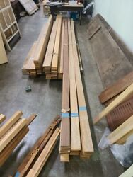 Large Lot Of Philippine Mahogany Planks / Boards - Boat Yacht Chris Craft