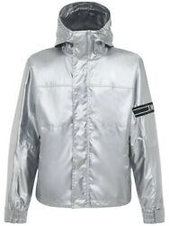 Dior Homme Silver Authentic Jacket New Ss21