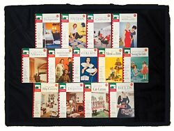 Lot Of 13 Vintage Singer Sewing Library Books - Girls Curtains Alter Slip Covers