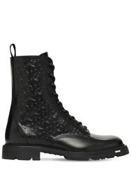 Dior Homme Explorer Black Leather Boots New And Authentic