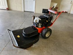 2012 Dr Field And Brush Mower - Pro Xl30 - Self Propelled High Weed Mower