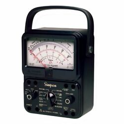 Simpson 270-5rt Extra-high Accuracy Analog Multimeter Vom