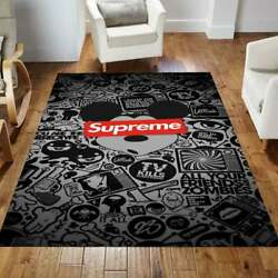 Area Rug For Kid Printed Anti-slip Living Room Rug Gift For Movie Lover