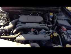Engine 2.5l Automatic With Cvt Canada Emissions Vin H Fits 10-11 Legacy 1239053