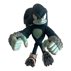 Jazwares Sonic Unleashed Werehog 6-7 Action Figure Poseable Jointed Articulated
