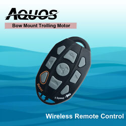 Haswing Wireless Remote Control For Caymanb 55lbs 80lbs Bow Mount Trolling Motor