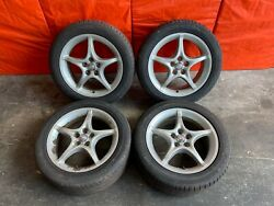 00-05 Toyota Celica Gt And Gt-s Wheel And Tire Set - Wheels Rims Tires Factory Oem