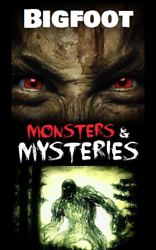 Bigfoot Collection Monsters And Mysteries [dvd] Manufactured On Demand Ships Fast
