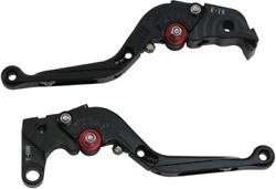 Hotbodies Racing Hot Bodies 80901-2600 Mgp Brake And Clutch Lever Set 0610-1898