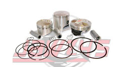 Wiseco Piston Kit Force 3 Cylinder 70hp 91-95 .010