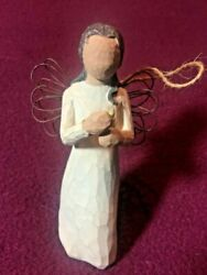 Willow Tree Angel Of Warmth Figurine, 2001