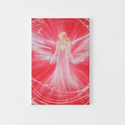 Guardian Angel Power Of The Angel- Spiritual Wall Pictures, Prints On Canvas