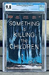 Something Is Killing The Children 1 Cgc 9.8 Cover A 1st Print Boom Nm/mt