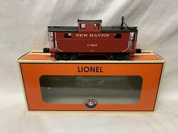 ✅lionel New Haven N5b Lighted Caboose 6-82868 For O Scale Diesel Steam Engine