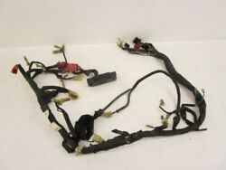 85 Honda Vf 700 S Sabre Wire Harness Wiring Plug Connector 32100-mb0-910